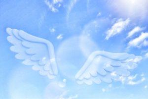 空と雲の翼
