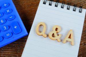 Q&Aと電卓
